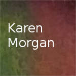 Purple Tile for Karen Morgan