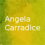 Yellow Tile for Angela Carradice